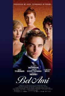 Bel Ami (2012) cover