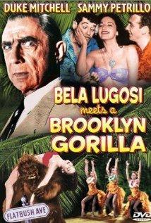 Bela Lugosi Meets a Brooklyn Gorilla (1952) cover