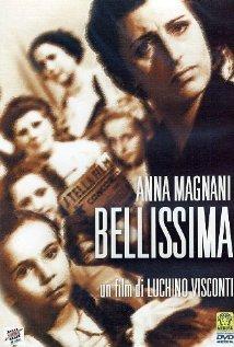 Bellissima (1951) cover