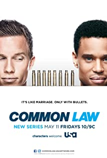 Common Law (2012) cover