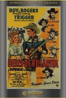 Bells of Rosarita (1945) cover
