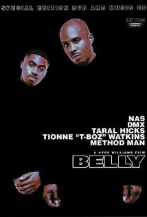 Belly 1998 poster