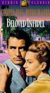Beloved Infidel (1959) cover