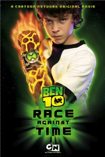 Ben 10: Race Against Time (2007) cover