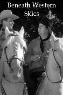 Beneath Western Skies (1944) cover