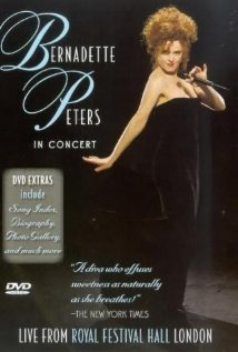Bernadette Peters in Concert (1998) cover