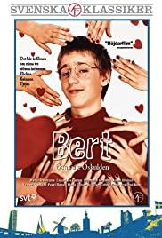 Bert - Den siste oskulden (1995) cover