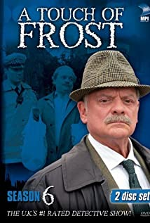 A Touch of Frost (1992) cover
