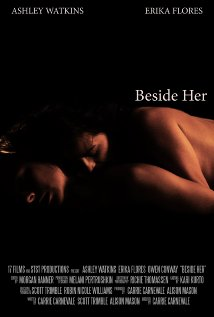 Beside Her 2012 poster