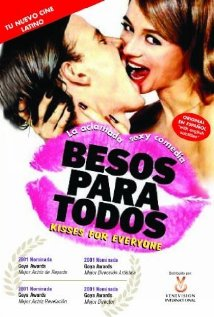 Besos para todos (2000) cover