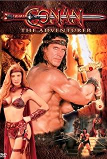 Conan (1997) cover
