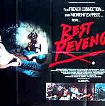 Best Revenge (1984) cover