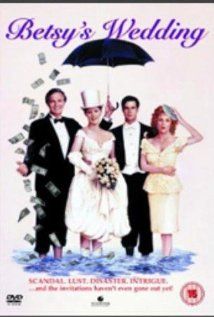 Betsy's Wedding (1990) cover