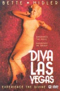 Bette Midler in Concert: Diva Las Vegas (1997) cover