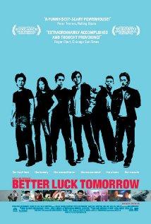 Better Luck Tomorrow 2002 poster