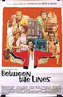 Between the Lines (1977) cover