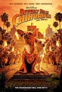 Beverly Hills Chihuahua (2008) cover