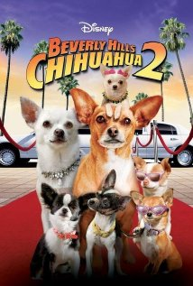 Beverly Hills Chihuahua 2 (2011) cover