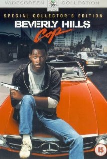 Beverly Hills Cop (1984) cover