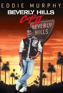 Beverly Hills Cop II (1987) cover