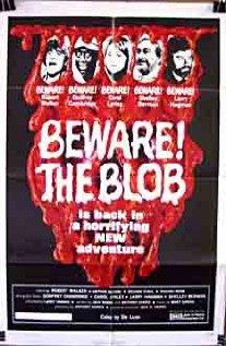 Beware! The Blob (1972) cover