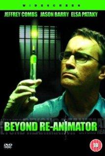 Beyond Re-Animator (2003) cover