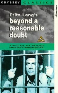 Beyond a Reasonable Doubt 1956 poster