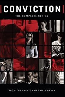 Conviction (2006) cover