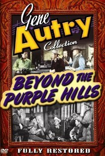 Beyond the Purple Hills (1950) cover