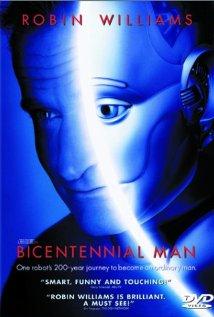 Bicentennial Man (1999) cover