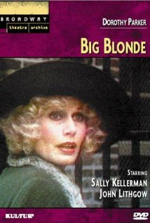 Big Blonde (1980) cover