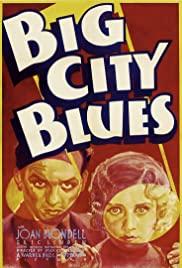 Big City Blues (1932) cover