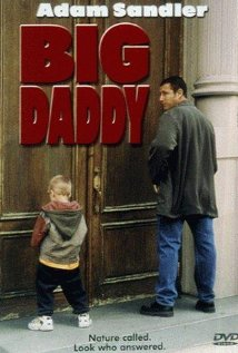 Big Daddy (1999) cover