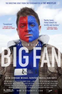 Big Fan (2009) cover