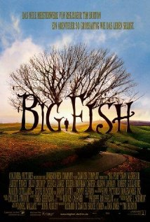 Big Fish (2003) cover
