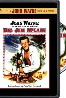 Big Jim McLain (1952) cover