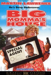 Big Momma's House (2000) cover