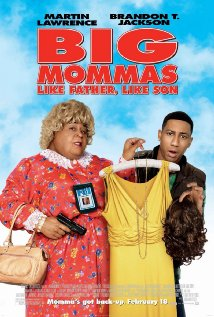 Big Mommas: Like Father, Like Son (2011) cover