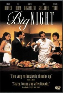 Big Night 1996 poster