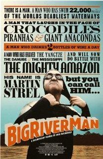 Big River Man (2009) cover