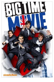 Big Time Movie (2012) cover