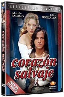 Corazón salvaje (1993) cover
