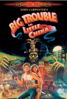 Big Trouble in Little China (1986) cover
