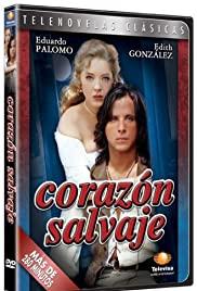Corazón salvaje (2009) cover