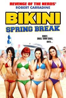Bikini Spring Break (2012) cover