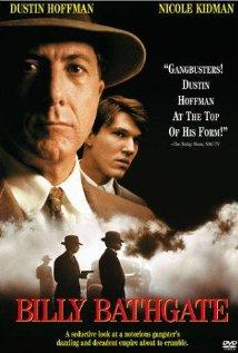 Billy Bathgate (1991) cover