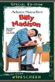 Billy Madison 1995 poster