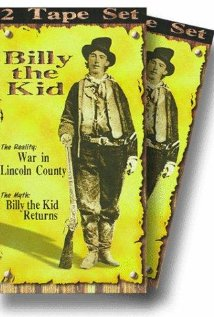 Billy the Kid Returns (1938) cover