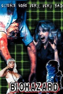 Biohazard (1985) cover