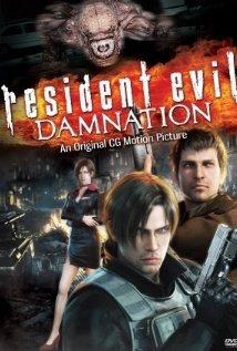 Biohazard: Damnation (2012) cover